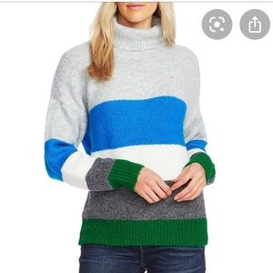 Vince Camuto Nordstrom color block sweater
